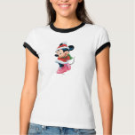 Minnie in Holiday Outfit T-Shirt