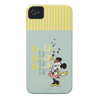 Minnie - La La La iPhone 4 Cover