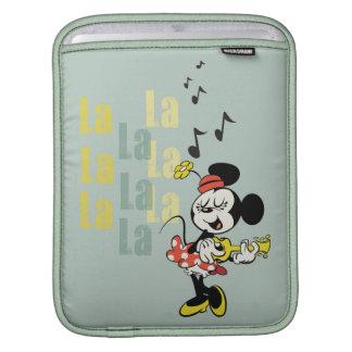 Minnie - La La La Sleeve For iPads