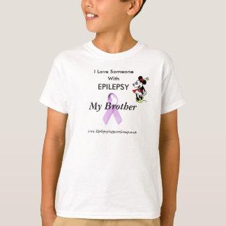 minnie, lilac ribbon, I Love Someone, With T-Shirt