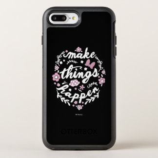 Minnie | Make Things Happen OtterBox Symmetry iPhone 8 Plus/7 Plus Case