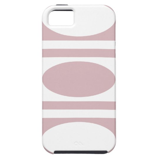 Minnie Mauve iPhone SE/5/5s Case