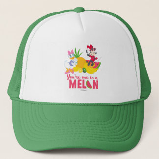 Minnie | Minnie Says Your'e One In A Melon 2 Trucker Hat
