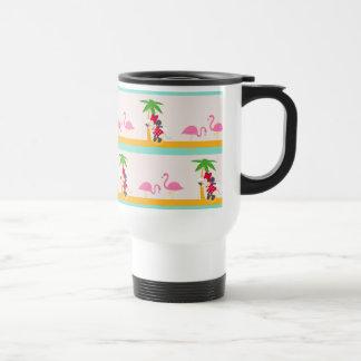 Minnie   Minnie's Tropical Pattern 2 Travel Mug