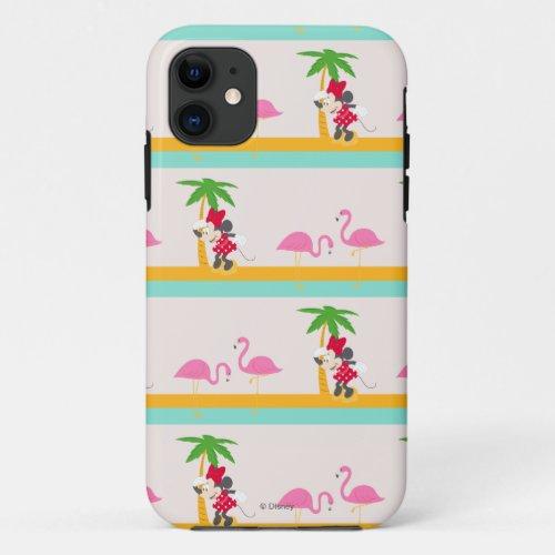 Minnie | Minnie's Tropical Pattern Phone Case