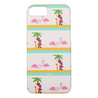 Minnie | Minnie's Tropical Pattern iPhone 7 Case