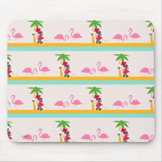 Minnie | Minnie's Tropical Pattern Mouse Pad