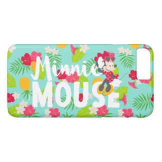 Minnie | Minnie's Tropical Pose iPhone 8 Plus/7 Plus Case