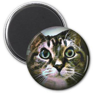 Minnie Moocher 2 Inch Round Magnet