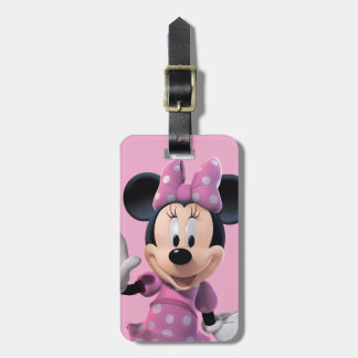 Minnie Mouse 10 Luggage Tags