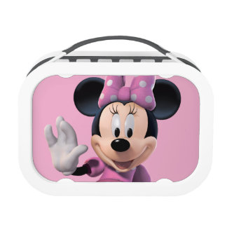 Minnie Mouse 10 Lunchboxes
