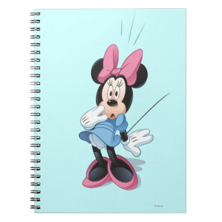 Minnie Mouse 11 Notebook