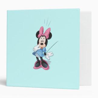 Minnie Mouse 11 Vinyl Binders
