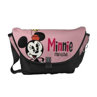Minnie Mouse 1 Bolsas De Mensajeria