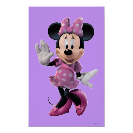 Minnie Mouse 1 Print