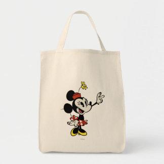 Minnie Mouse 2 Bolsa Tela Para La Compra