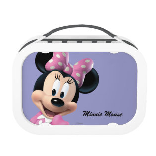 Minnie Mouse 3 Lunchboxes