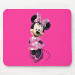 Minnie Mouse 3 Mouse Pad