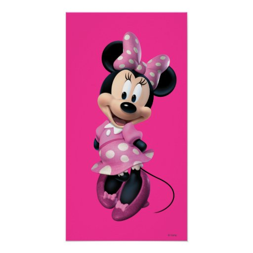 Minnie Mouse 3 Print