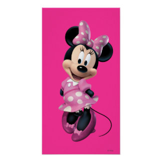 Minnie Mouse 3 Posters
