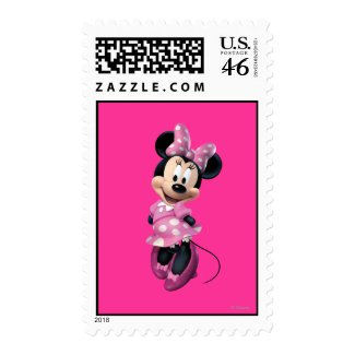 Minnie Mouse 3 Stamp