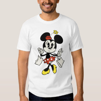 Minnie Mouse 4 Playeras