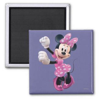 Minnie Mouse 5 Imán De Nevera