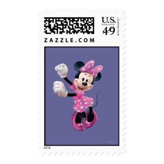 Minnie Mouse 5 Sello