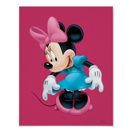 Minnie Mouse 6 Posters