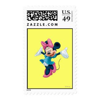 Minnie Mouse 8 Sello