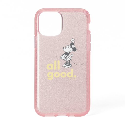 Minnie Mouse | All Good Speck iPhone 11 Pro Case