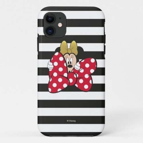 Minnie Mouse | Bow Tie Phone Case