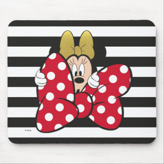 Minnie Mouse | Bow Tie Mouse Pad