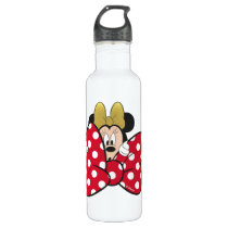 Minnie Mouse | Bow Tie Stainless Steel Water Bottle