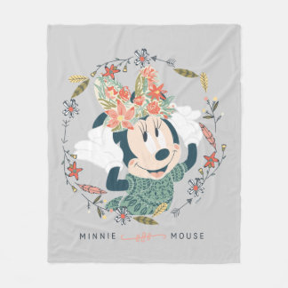 Minnie Mouse | Chase Adventure Fleece Blanket