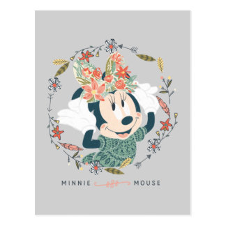 Minnie Mouse | Chase Adventure Postcard