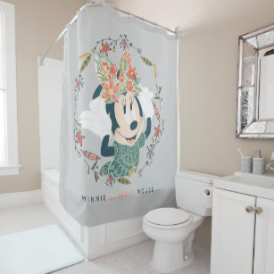 Minnie Mouse Shower Curtains