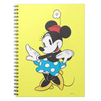 Minnie Mouse clásica 1 Cuaderno