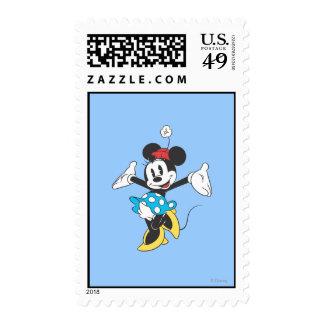 Minnie Mouse clásica 2 Sello