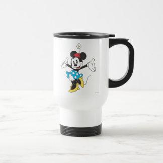 Minnie Mouse clásica 2 Taza