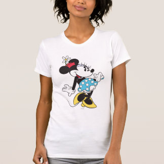 Minnie Mouse clásica 3 Camisetas
