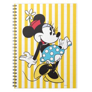 Minnie Mouse clásica 3 Cuaderno