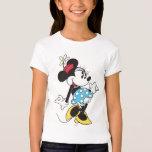 Minnie Mouse clásica 3 Playera