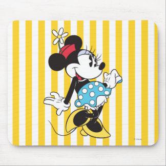 Minnie Mouse clásica 3 Tapete De Ratón