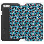 Minnie Mouse clásica 5 Funda Billetera Para iPhone 6 Watson