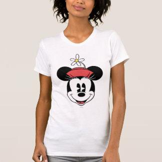 Minnie Mouse clásica 5 Playeras