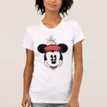 Minnie Mouse clásica 5 Polera