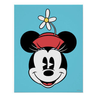 Minnie Mouse clásica 5 Posters