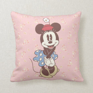 Minnie Mouse clásica 7 Cojín