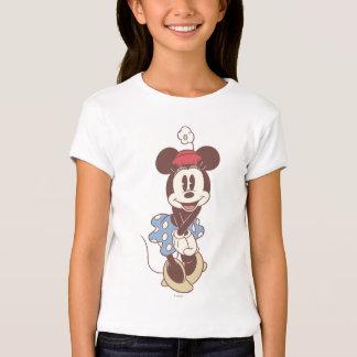 Minnie Mouse clásica 7 Remeras